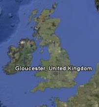 Destino: Gloucester, UK