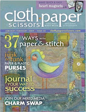 See me in Cloth Paper Scissors!