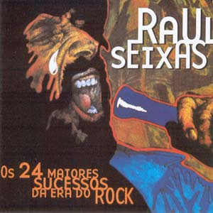 Download  musicasBAIXAR CD Raul Seixas – Os 24 Maiores Sucessos da Era do Rock ( 1973 )