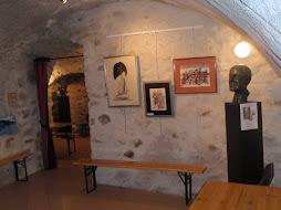 Exposition LESBRE salle Tristan