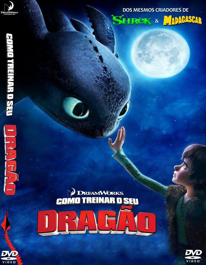 Como Treinar O Seu Dragão – Full HD 1080p