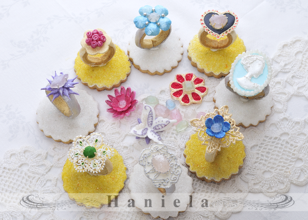 Wedding Ring Cookies 37 Trend When I look back