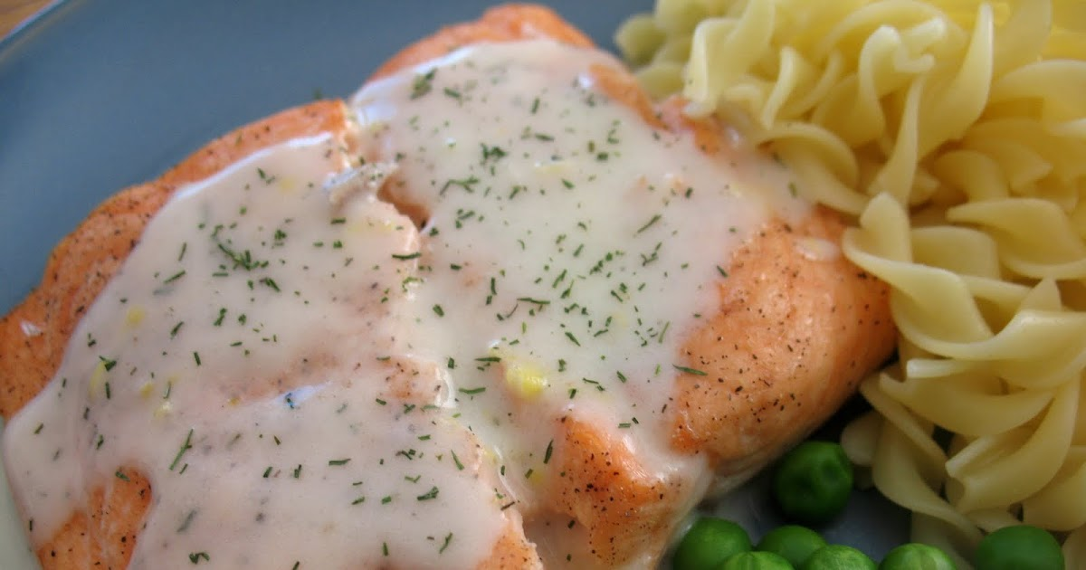 how to cook white salmon