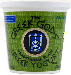 Greek God Yogurt