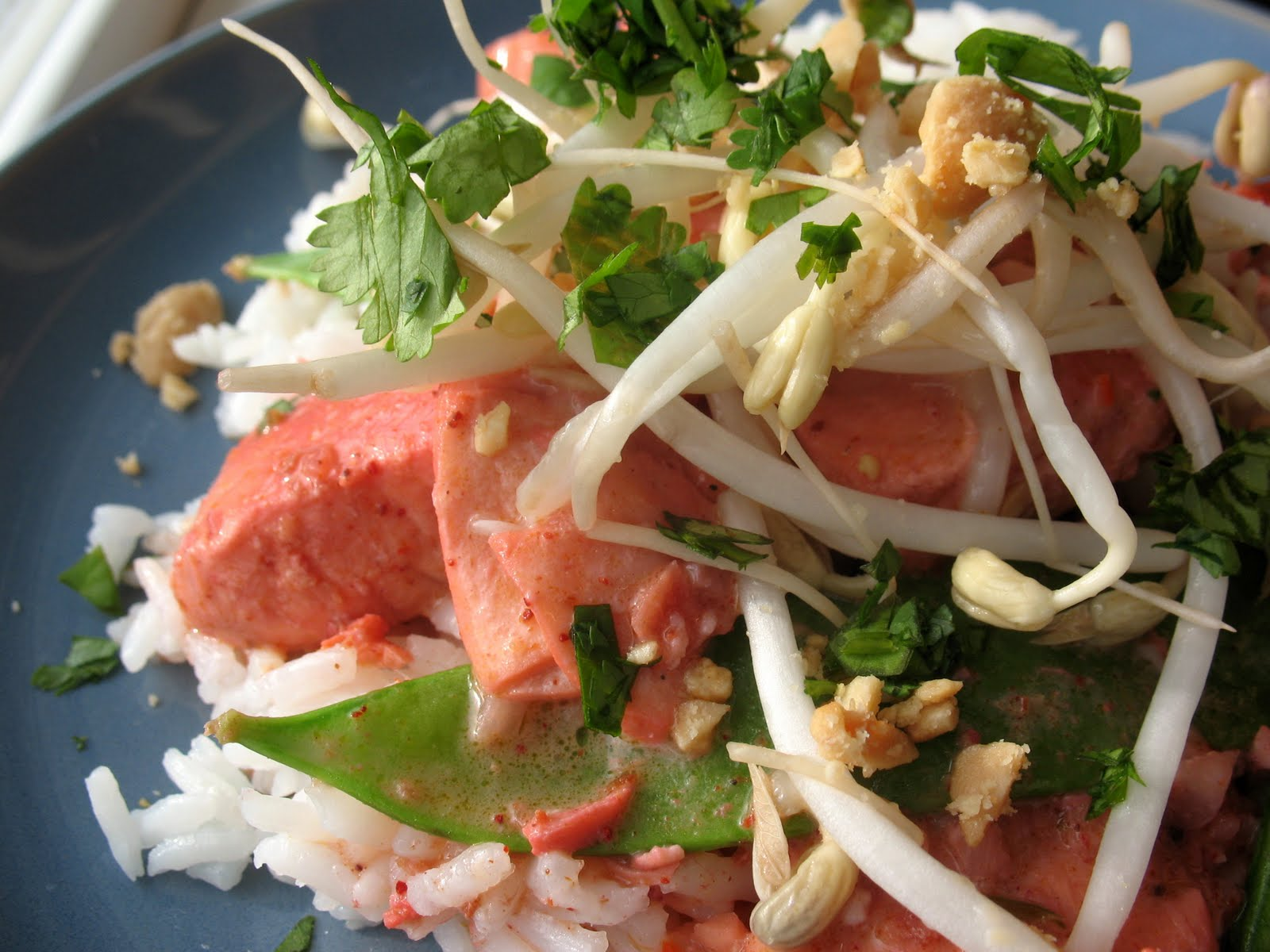 Jamie olivers quick salmon stir fry chasing tomatoes jamie olivers quick salmon stir fry ccuart Gallery
