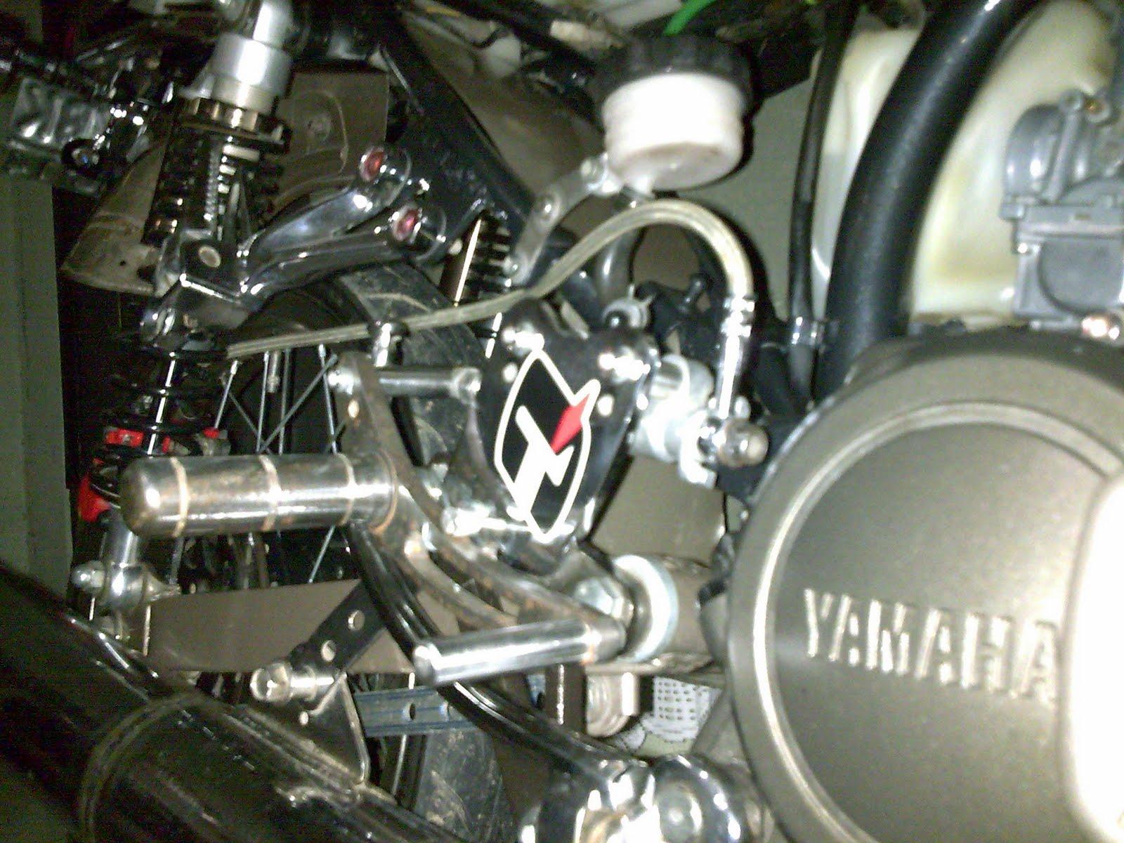 Modifikasi Motor RX King 2004