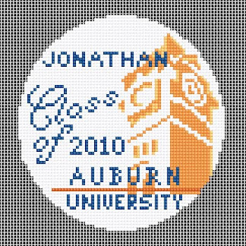 Our latest creations for an Auburn University grad!