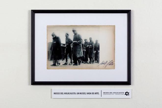 """""""Hitler"""" para el Museo del Holocausto"""