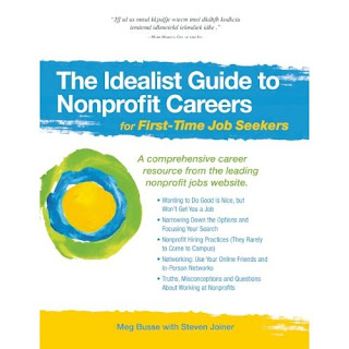 Download Freee ebooks Idealist Guide to Nonprofit Careers for First-time Job Seekers