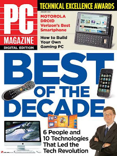 Download free ebooks PC Magazine - January 2010