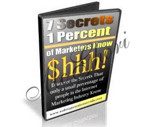 Download Free ebooks 7 Secrets only 1 Percent of Marketers Know