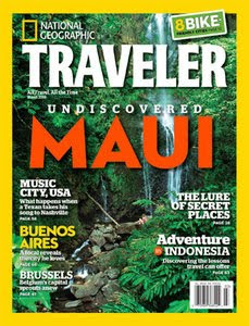 Download Free ebooks National Geographic Traveler - March 2010