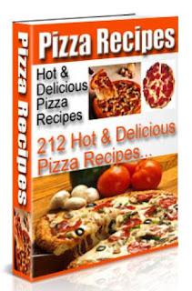 Download Free ebooks Pizza Recipes - 212 Hot & Delicious Pizza Recipes