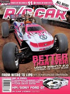 Download Free ebooks RC Car Magazine, July 2009 (US)