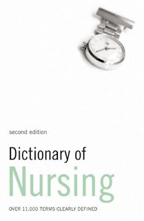 Download Free ebooks Dictionary of Nursing