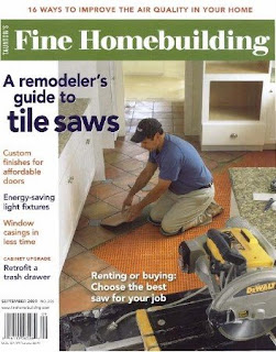 Download Free ebooks Fine Homebuilding - August 2009