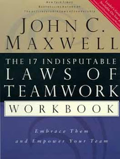 Download Free ebooks The 17 Indisputable Laws of Teamwork