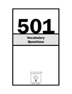Download Free ebooks 501 Vocabulary Questions
