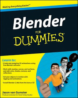 Download Free ebooks Blender For Dummies
