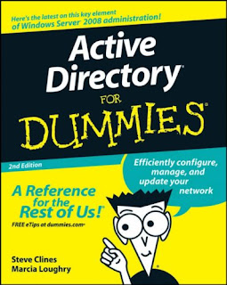 Download Free ebooks Active Directory for Dummies 2nd Edition