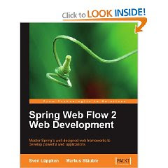 Download Free ebooks Spring Web Flow 2 Web Development