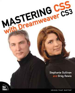 Download free ebooks Mastering CSS with Dreamweaver CS3