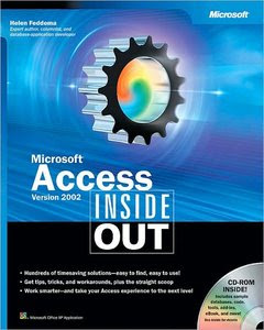 Download Free ebooks Microsoft Access Version 2002 Inside Out