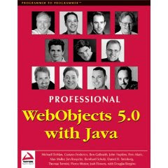 Download Free ebooks Professional WebObjects with Java