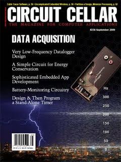 Circuit Cellar Magazine - September 2009 Download Free ebooks