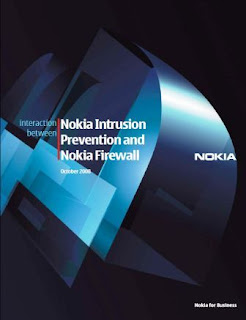 Download Free ebooks Interaction Between Nokia Intrusion Prevention and Nokia Firewall