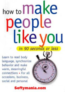 Download Free ebooks How To Make People Like You In 90 Seconds or Less (Audio)