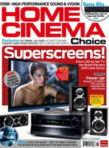 Download Free ebooks Home Cinema Choice - January 2010 (UK)