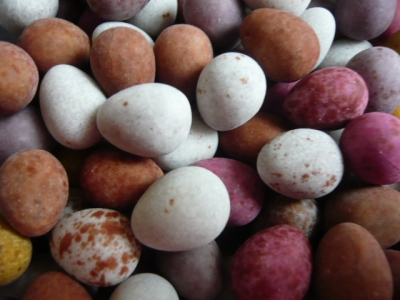 cadbury mini eggs. Cadbury Mini-Egg Cookies