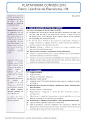 Plataforma Conveni 2010