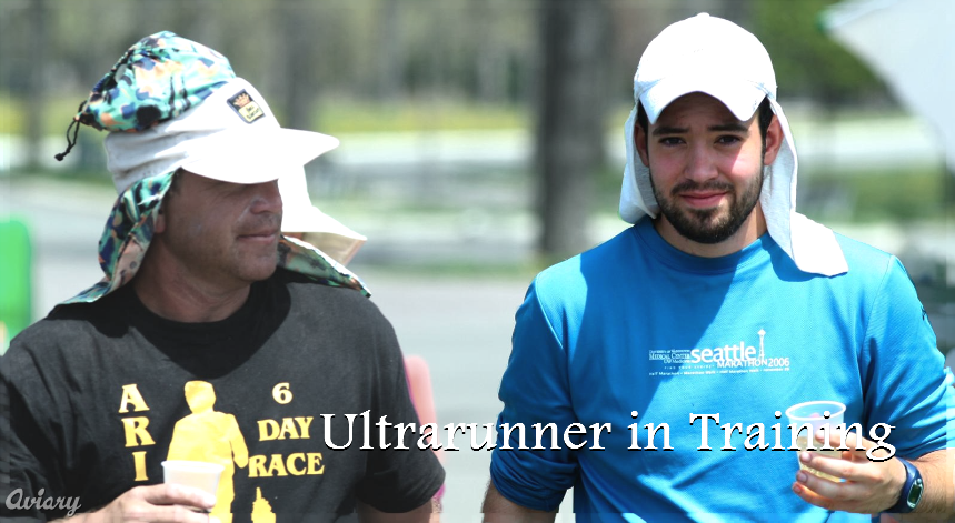 Ultrarunner in Training