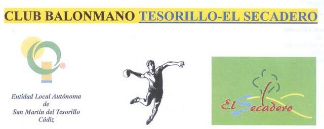 CLUB BALONMANO TESORILLO-EL SECADERO