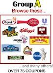 Grocery Smarts Printable Coupon Links