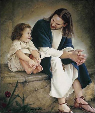 Mormon or not, to tell the children in your life the stories of Jesus.