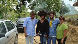 Maciel Melo, Ivan Marinho e mulheres remanescentes do bacamarte cabense
