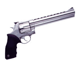 Revólver taurus magnum 44cp calibre 44 magnum cano 101 165 ou 212mm
