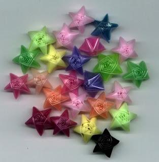 Straw Stars