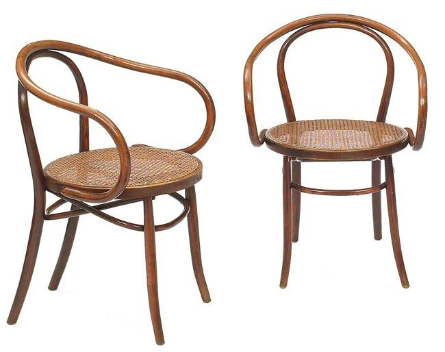cabane k chaise cann e par michael thonet. Black Bedroom Furniture Sets. Home Design Ideas