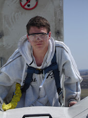 Brandon atop a Windtower