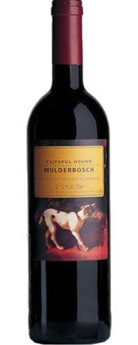 Mulderbosch Faithful Hound 2010 Bordeaux Red Blends Wine Red Blends Wine