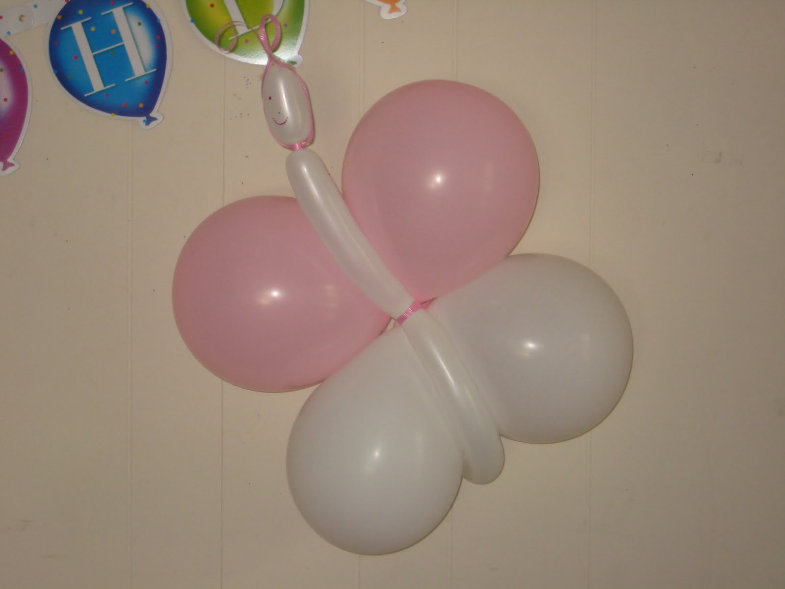 My Avocations: Balloon decoration
