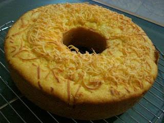 Photo Cake Tape Keju in detail.....