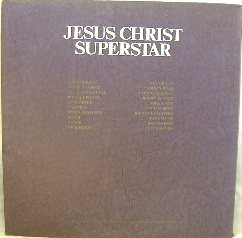 Jesus christ superstar i dont know how to love him image gallery