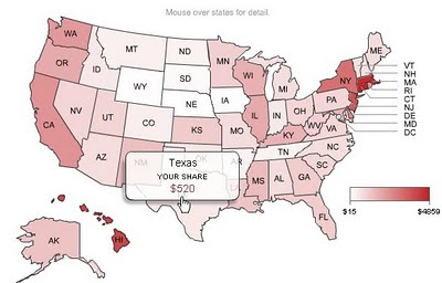 tax burden by state