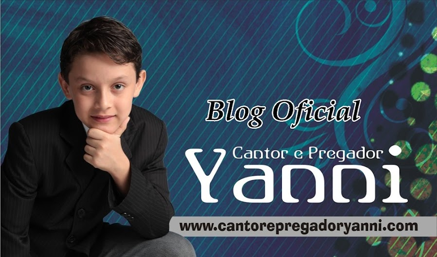CANTOR E PREGADOR    YANNI