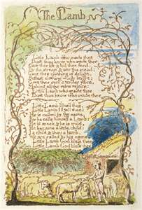 response to william blake s songs of Let's begin interpreting william blake's poetry with an analysis of the lamb by william blake included is a link to it's companion poem the tyger, as well as analysis of the chimney sweeper, another poem from songs of innocence.